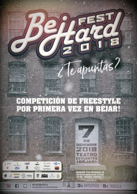 Be Hard Fest - Evento HipHop