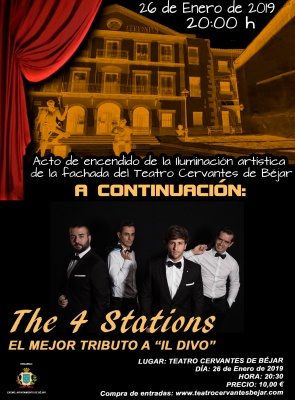 The 4 Stations tributo a