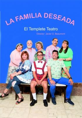La familia deseada - El Templete Teatro