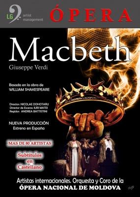 Opera Macbeth