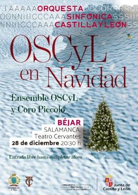 Ensemble Orquesta Sinfónica de Castilla y León y coro Píccolo