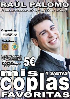 Coplas y Saetas por Raúl Palomo