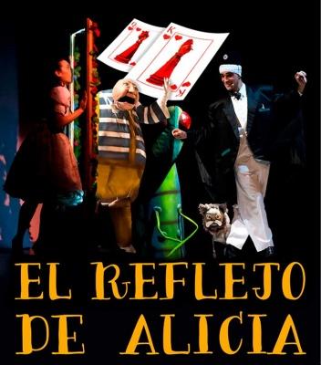 EL REFLEJO DE ALICIA