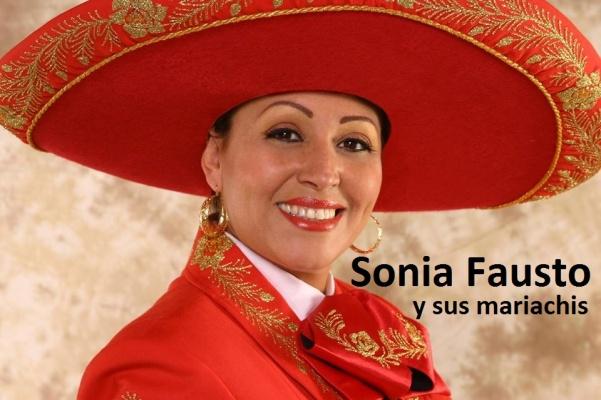 SONIA FAUSTO Y SU MARIACHI