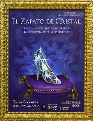 Zapato de Cristal: Tributo a La Cenicienta