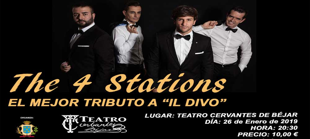 4 Station Tributo Il Divo