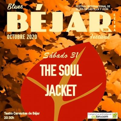 The Soul Jacket en el Blues Béjar Festival