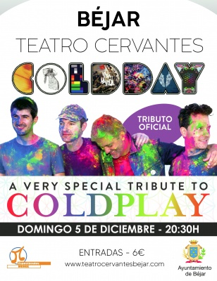 COLD DAY tributo a COLDPLAY